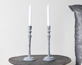 Kerzenhalter metall etsy