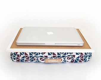 Laptop Tray For Bed Laptop Tray With Cushion Lap Desk With Pillow Serving Tray With Cushion Ergonomic Laptop Desk