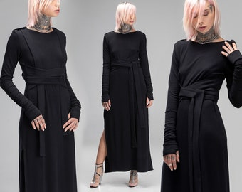 5520dd4c7c565 Elegant gothic dress
