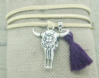 bracelet Kit triple Bohemian