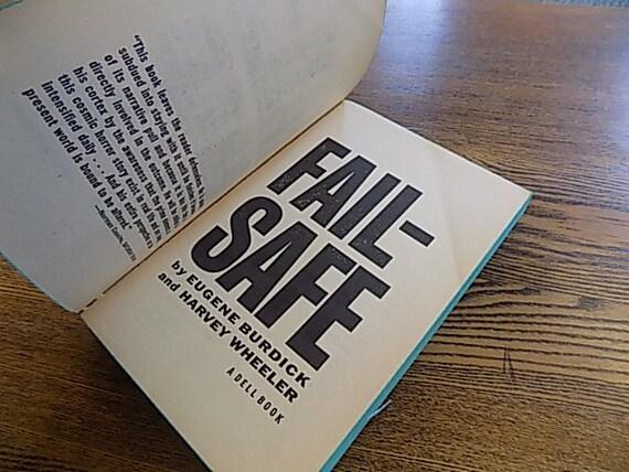 Vintage Paperback Failsafe