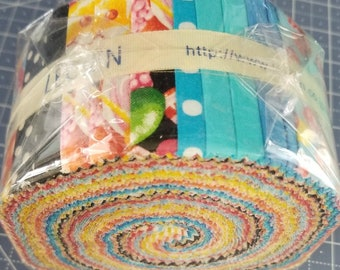 Lecien Candy Shop Sushi Roll 42 strips