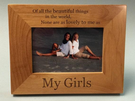 My Girls Frame