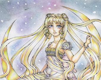 Princess Serenity - Prints