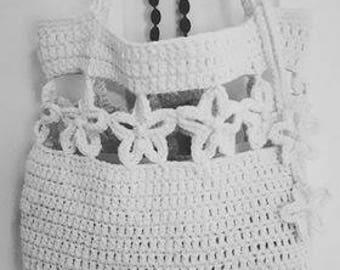 White Jasmine Bag