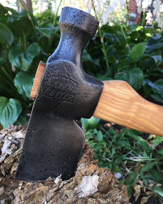 Vintage Keen Kutter Hatchet – Restored