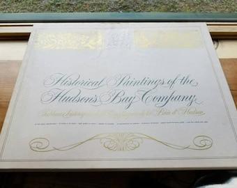 Now selling individually! 14 Hudson's Bay Company Prints.