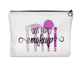 But First Makeup  Makeup Bag