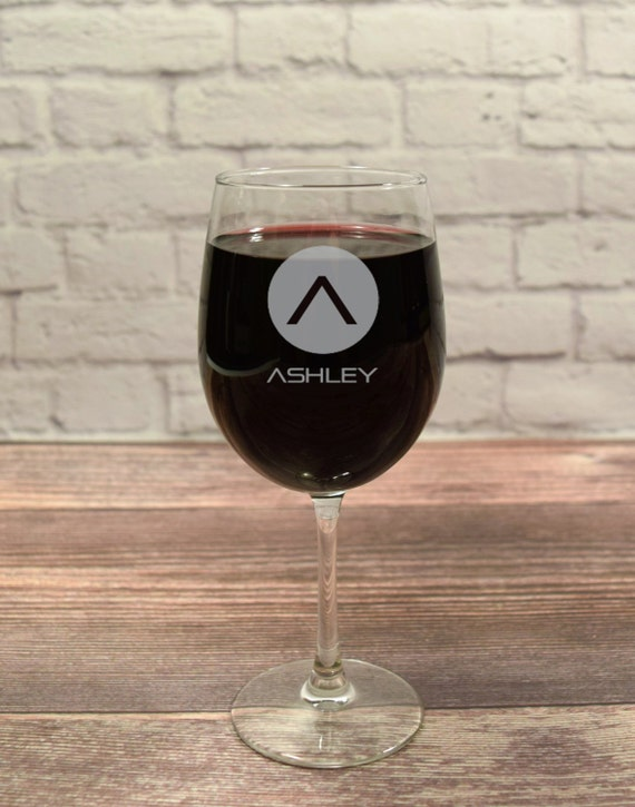 Personalized Wine Glasses Custom Wine Glasses Etched Wine Etsy