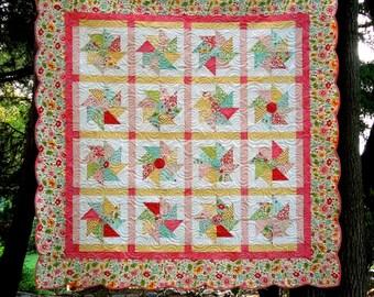 Sweet Stella Quilt Pattern