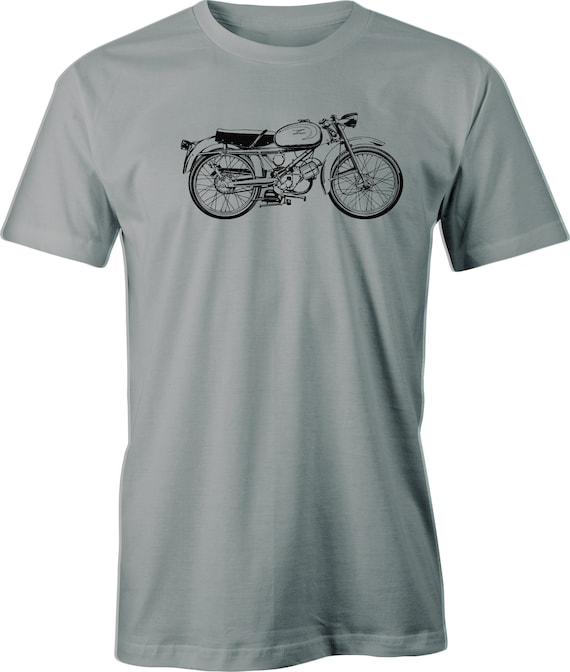 Moto guzzi vintage motorcycle italy classic bike T-Shirt