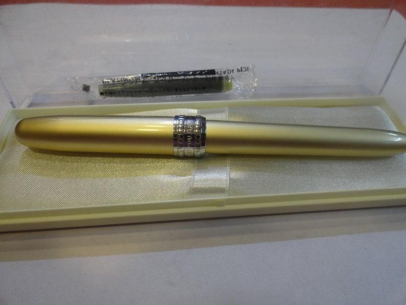 Platinum Plaisir Fountain Pen Japan