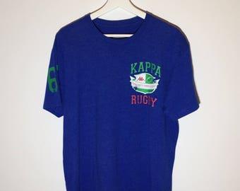 Kappa Rugby tshirt - large
