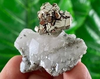 Amazing Calcite two generations Krushev Dol mine Madan Bulgaria