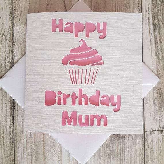Joyeux Anniversaire Maman Maman Anniversaire Carte Carte Pour
