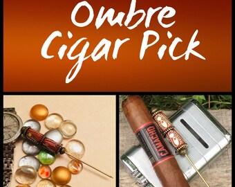Ombre Cigar Stick, Cigar Poker, Cigar Holder, Nubber, Cigars, Cigar Pick,Cigar Accessories, SOTL, BOTL, Cigar Life, Cigars
