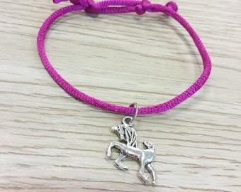 10 Pieces Unicorn Friendship Bracelet Party Favors