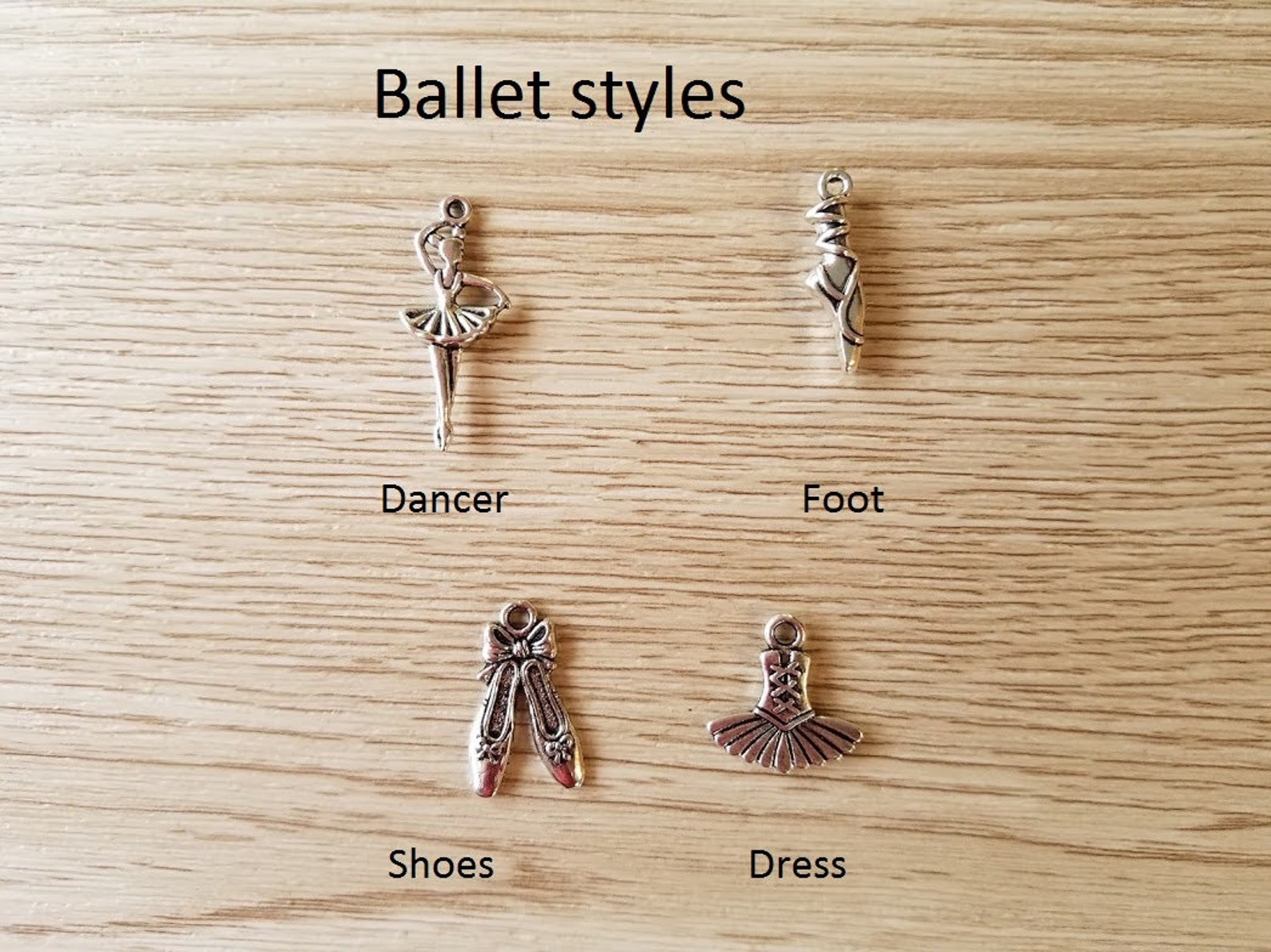 10 pieces - ballet friendship jewelry. macrame bracelet favor