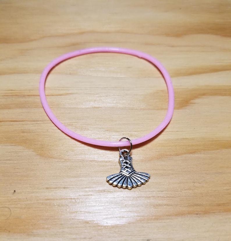 Tutu  Bracelets Party Favors 10 Pieces