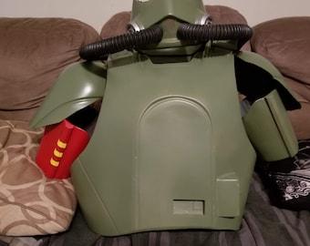 Mudtrooper-Solo/Transport Driver, Juggernaut Driver-The Mandalorian Kit