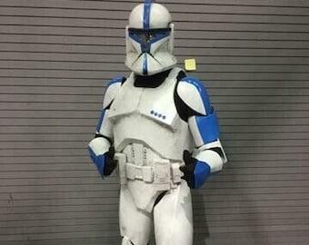 Star Wars Clone Trooper Kit Options Armor, Helmet, and Belt Prop Costume