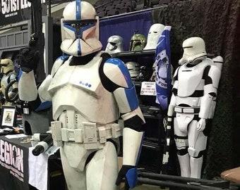 Star Wars Clone Trooper Assembled Options Armor and Helmet Prop Costume