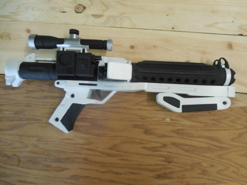 F11 First Order Stormtrooper blaster resin kit movie prop replica kit
