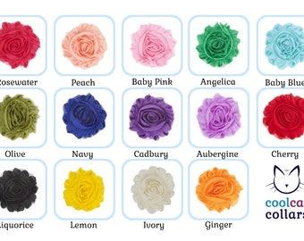 95fff16aebe6 Flower Corsage Flower Accessories for Cat Collars