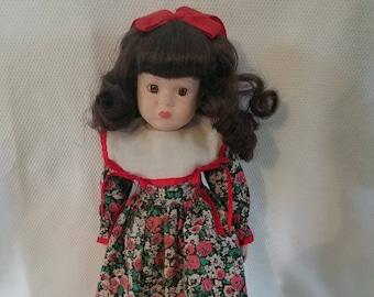 Porcelain Doll-Dorothy-15 in Vintage