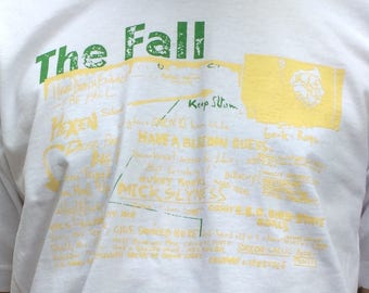 """The Fall """"Hex Enduction Hour"""" Shirt"""