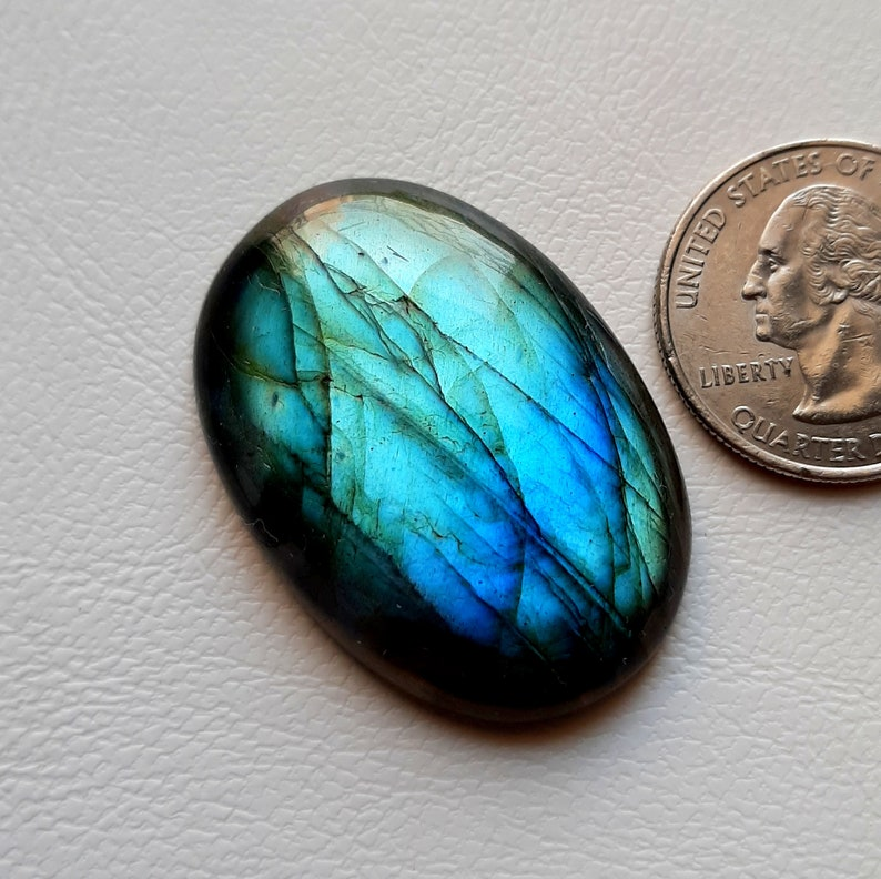 Christmas Sale 59386 Labradorite Cabochon Loose Gemstone For Jewelry Making Pendant High Polish Labradorite for Wire Wrapped