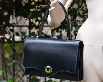 "HERMES 1960 "" Boutonniere "" Handbag"