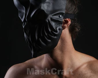 Demon's Mask by Slaughter to Prevail ( BLACK COLOR!!!)