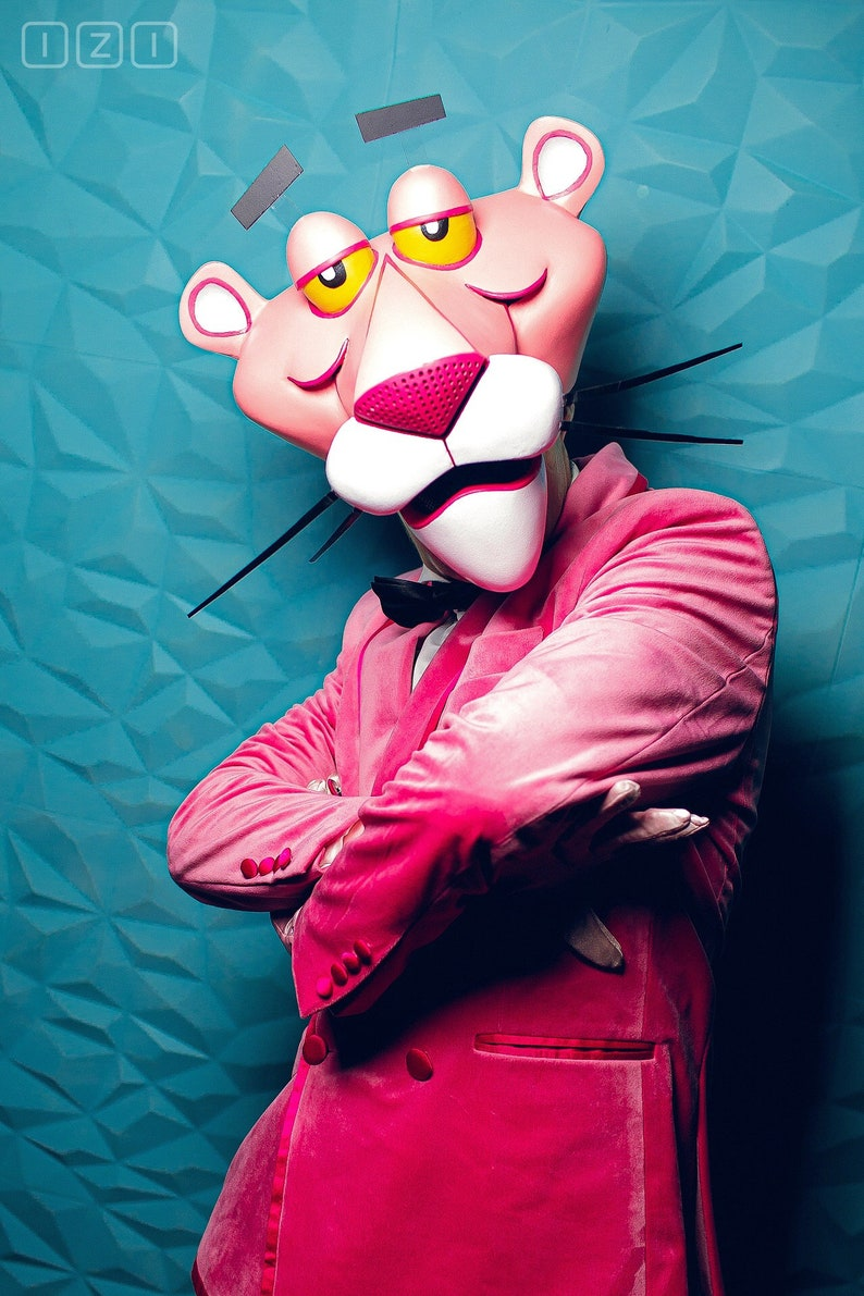 Pink Panther by Maskcraft