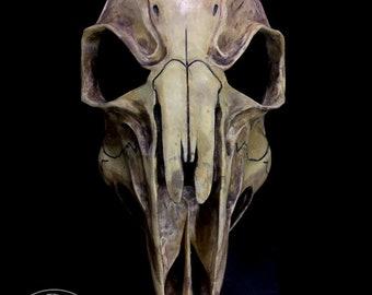 Goat skull mask by Maskcraft ( 60-62)