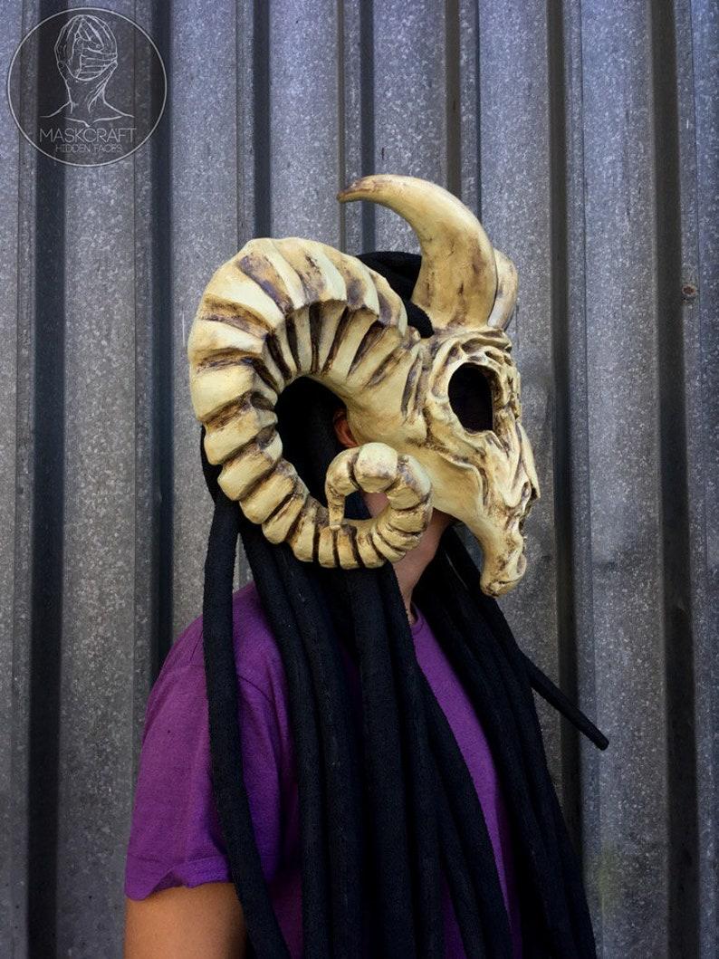 Geass mask of  mmorpg Black Desert by Maskcraft