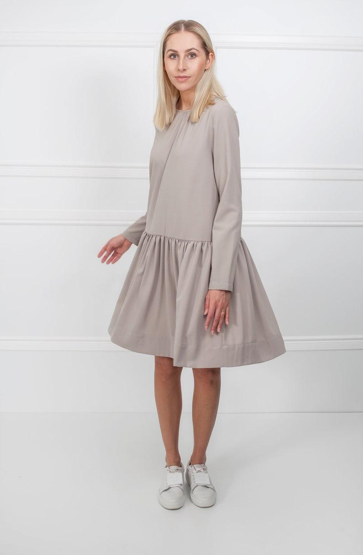 249e2c37b18 Midi dress   Maternity dress   Formal dress   Asymmetrical