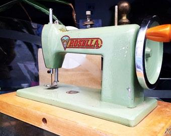 Rosella. Sewing machine...