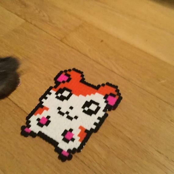 Hamtaro Pixel Art