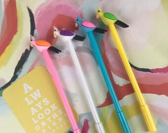 Bird pen   Etsy