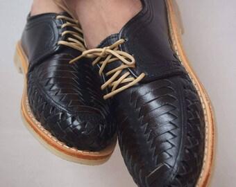 Handmade leather shoes 70b61a67f