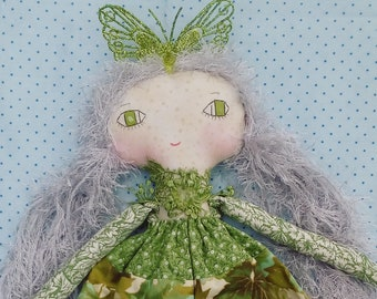 Clothdoll Butterfly!