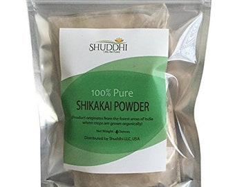 100% Pure Shikakai Powder