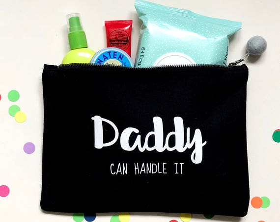 Daddy Can Handle It - Nappy Wallet