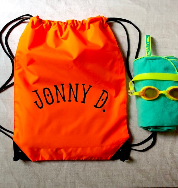 Personalised Swimming Kit