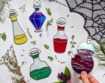 Stained Glass Potion