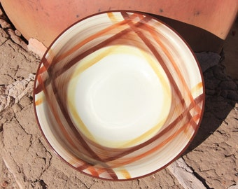 Condiments California Strawberry Green Basket Divided Bowl Vintage Metlox Poppytrail 2-Part Relish Dish