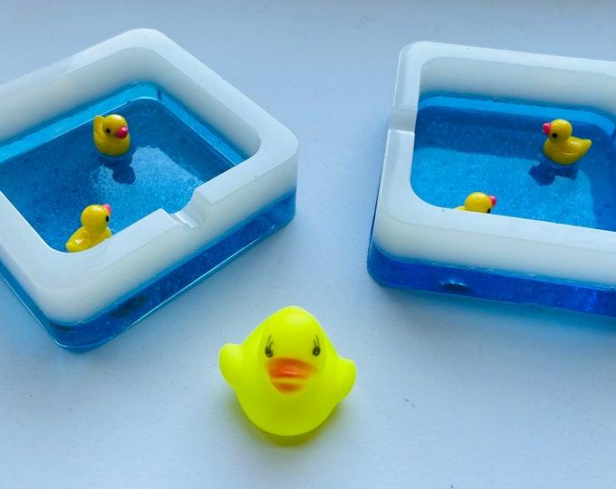 Rubber Ducky Ashtray