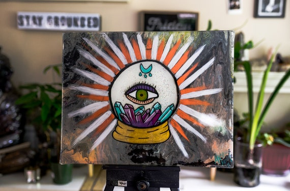 All Seeing Crystal Ball