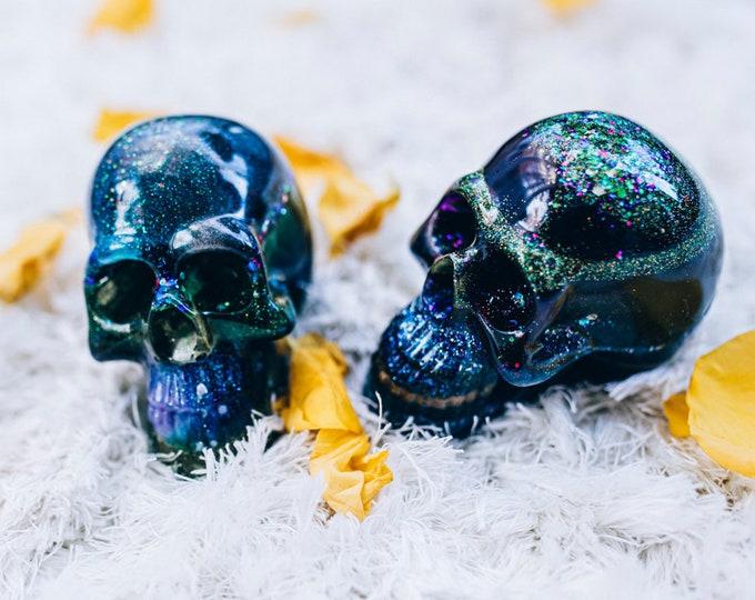 Resin Decorative Skull